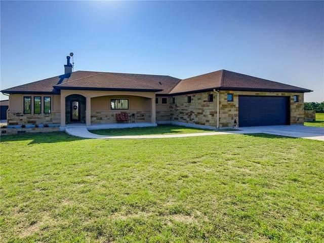 340 Bar T Dr, Florence, TX 76527 (#2170202) :: Papasan Real Estate Team @ Keller Williams Realty