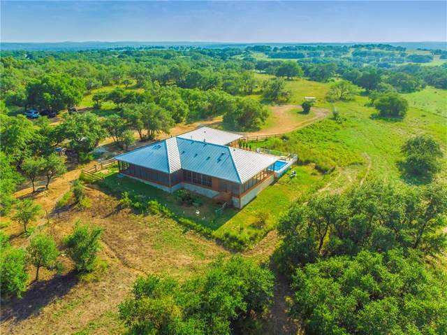 500 Taylor Ranch Rd, Blanco, TX 78606 (MLS #2170781) :: Brautigan Realty