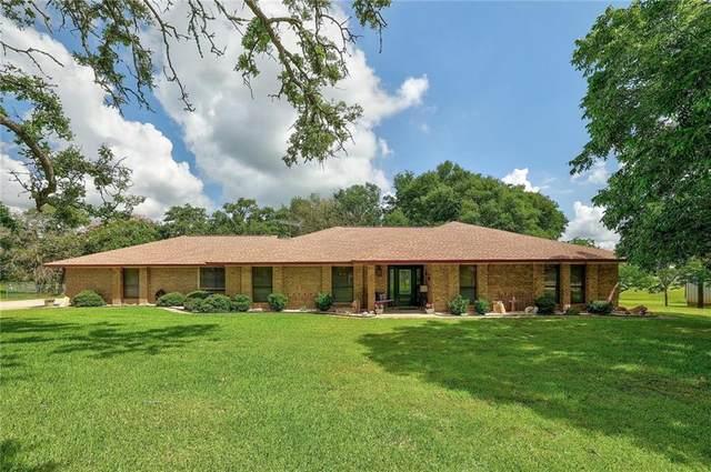 1300 Rockdale Rd, Rockdale, TX 76567 (#2170885) :: Papasan Real Estate Team @ Keller Williams Realty