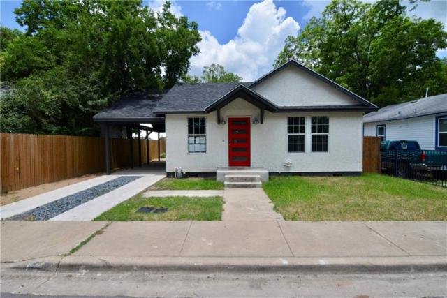 1404 Haskell St A, Austin, TX 78702 (#2171488) :: The Perry Henderson Group at Berkshire Hathaway Texas Realty