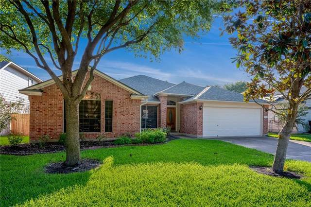 3516 Roberto Clemente Ln, Round Rock, TX 78665 (#2171763) :: Ben Kinney Real Estate Team