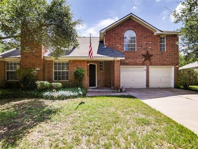 1530 Arusha St, Round Rock, TX 78664 (#2171963) :: Realty Executives - Town & Country