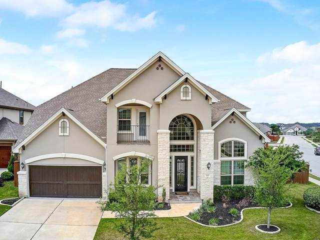 2821 Ante Up Cv, Leander, TX 78641 (#2174112) :: The Perry Henderson Group at Berkshire Hathaway Texas Realty