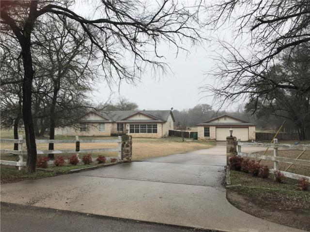 50 S Bear Creek Rd, Liberty Hill, TX 78642 (#2174443) :: The ZinaSells Group