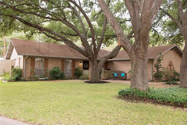 2401 Smith Ave, Taylor, TX 76574 (#2175050) :: The Perry Henderson Group at Berkshire Hathaway Texas Realty