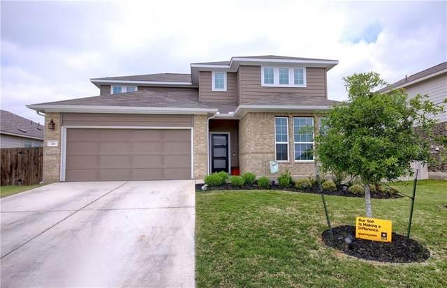 319 Sassafras St, Hutto, TX 78634 (#2176967) :: Azuri Group   All City Real Estate