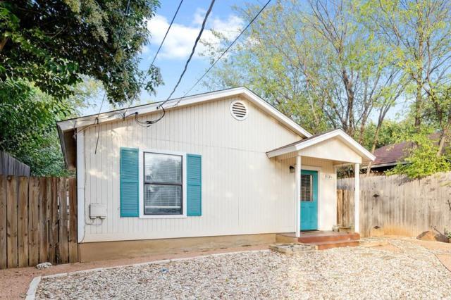 912 1/2 E 50th St, Austin, TX 78751 (#2177252) :: Amanda Ponce Real Estate Team