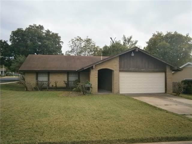6509 Ashland Cir, Austin, TX 78723 (#2178649) :: Papasan Real Estate Team @ Keller Williams Realty