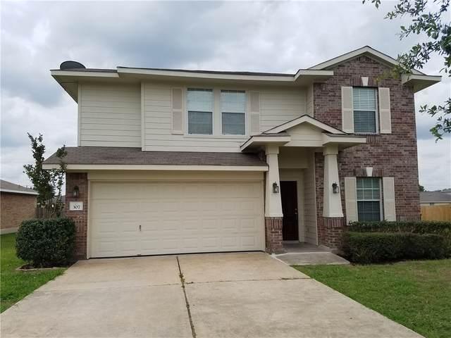 307 Legends Of Hutto Trl, Hutto, TX 78634 (#2179190) :: Service First Real Estate
