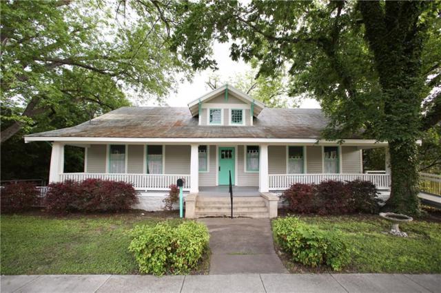 805 Spring St, Bastrop, TX 78602 (#2180292) :: Papasan Real Estate Team @ Keller Williams Realty