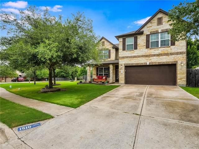 1510 Coldwater Holw, Buda, TX 78610 (#2185224) :: Papasan Real Estate Team @ Keller Williams Realty