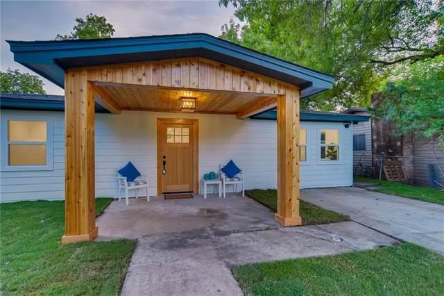 6805 Galindo St, Austin, TX 78741 (#2185871) :: Papasan Real Estate Team @ Keller Williams Realty