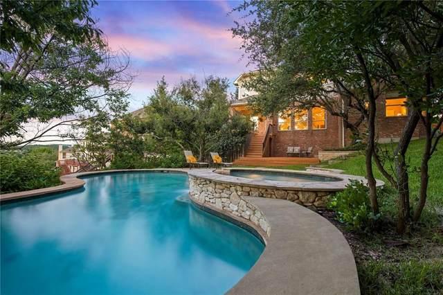 7412 Journeyville Dr, Austin, TX 78735 (#2191602) :: Ben Kinney Real Estate Team