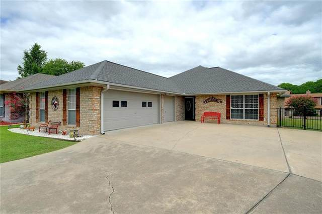 1413 Bishop Dr, Salado, TX 76571 (#2192095) :: First Texas Brokerage Company