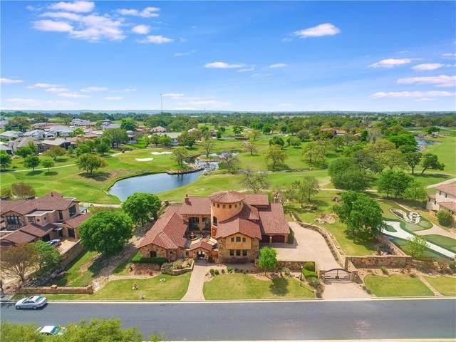 108 Paloma Pt, Georgetown, TX 78628 (MLS #2192419) :: Green Residential