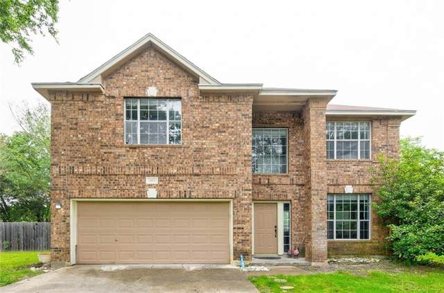 503 Dusty Leather Ct, Pflugerville, TX 78660 (#2193071) :: Realty Executives - Town & Country