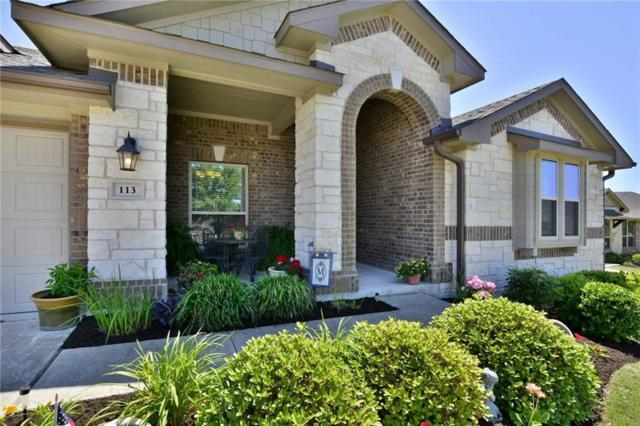 113 Lismore St, Hutto, TX 78634 (#2193321) :: Forte Properties