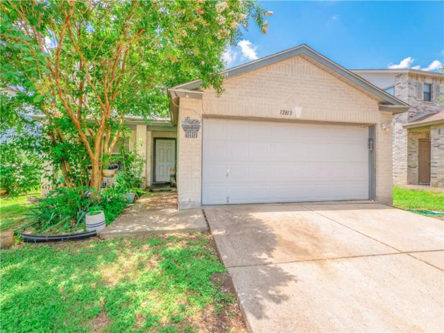12813 Quirin Dr, Del Valle, TX 78617 (#2197348) :: The Heyl Group at Keller Williams