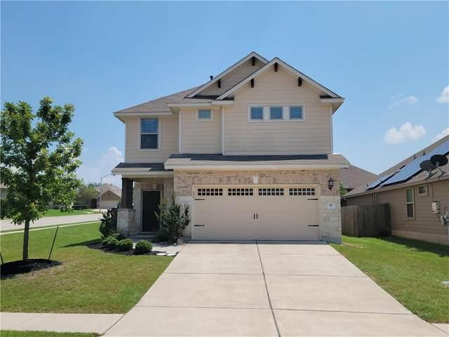 101 Everglades Cv, Hutto, TX 78634 (#2197866) :: Papasan Real Estate Team @ Keller Williams Realty