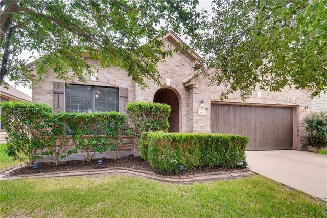 820 Mahomet Dr, Pflugerville, TX 78660 (#2200076) :: The Perry Henderson Group at Berkshire Hathaway Texas Realty