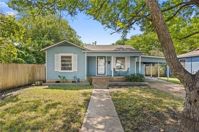 935 E 56th St, Austin, TX 78751 (#2200674) :: Papasan Real Estate Team @ Keller Williams Realty