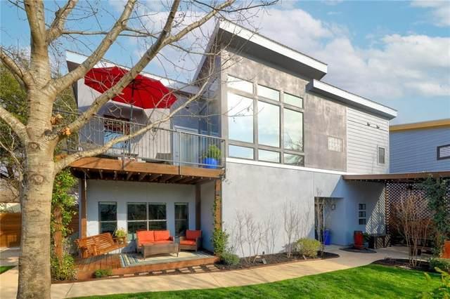 2102 E 13th St B, Austin, TX 78702 (#2200760) :: Front Real Estate Co.
