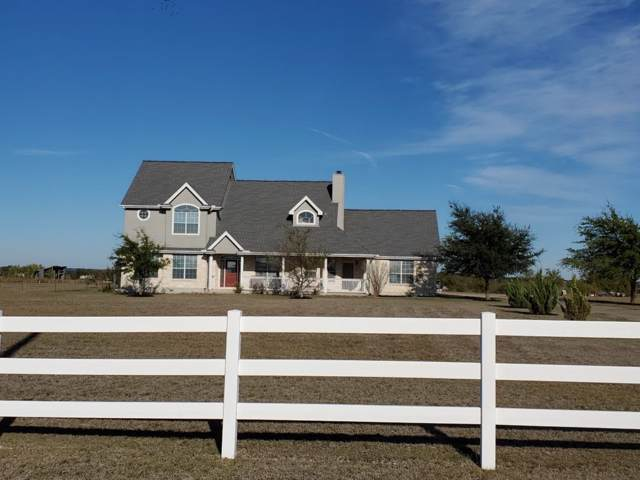 3071 County Road 100, Hutto, TX 78634 (#2201545) :: The Perry Henderson Group at Berkshire Hathaway Texas Realty