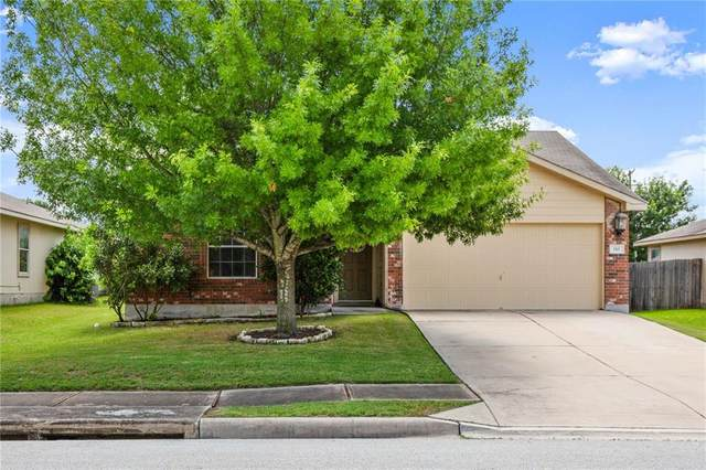 110 Wiley St, Hutto, TX 78634 (#2202429) :: Service First Real Estate