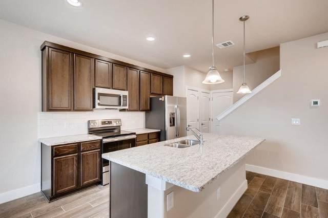 426 Parkline Dr 28A, Georgetown, TX 78626 (#2202629) :: Zina & Co. Real Estate