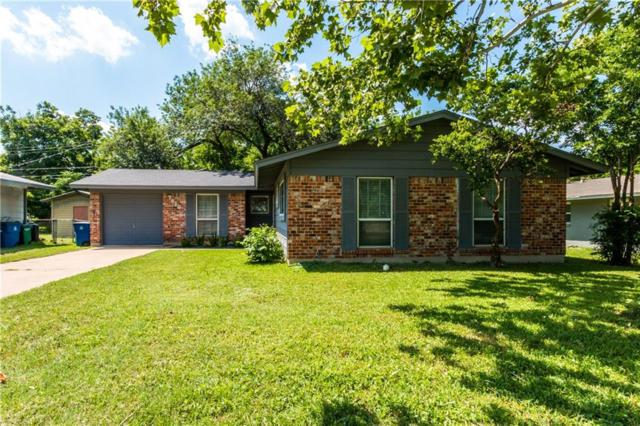 7610 Northcrest Blvd, Austin, TX 78752 (#2203989) :: The Perry Henderson Group at Berkshire Hathaway Texas Realty