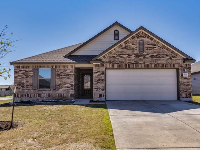 401 Carrington St, Hutto, TX 78634 (#2208696) :: 12 Points Group