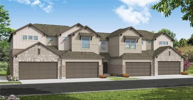 2500 Forest Creek Dr #204, Round Rock, TX 78664 (#2208856) :: Watters International
