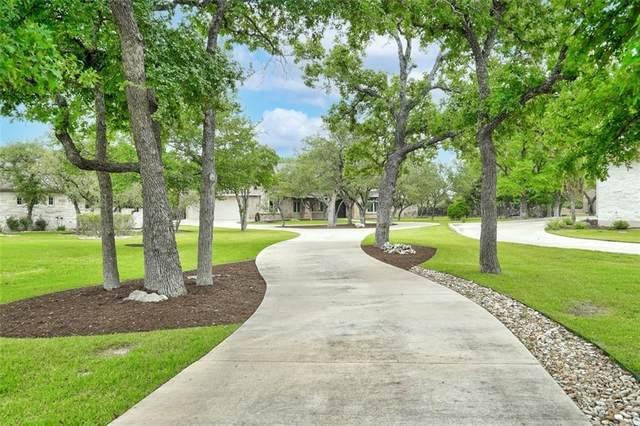 116 Gabriel Vista East, Georgetown, TX 78633 (#2209182) :: Lauren McCoy with David Brodsky Properties