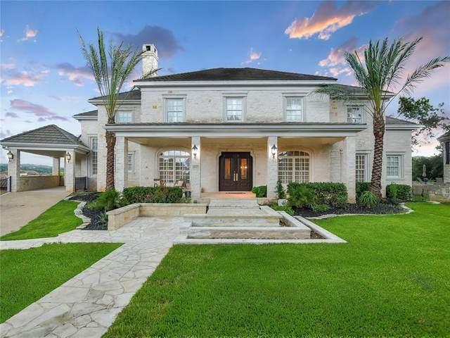 8912 Chalk Knoll Dr, Austin, TX 78735 (#2210793) :: Papasan Real Estate Team @ Keller Williams Realty