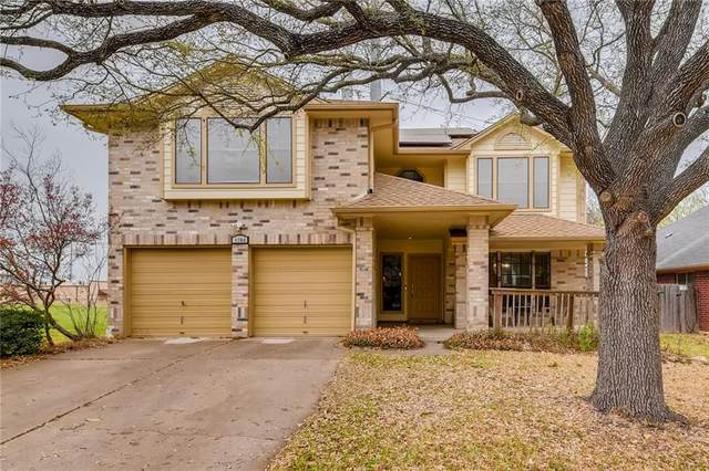 1104 Weatherford Dr, Austin, TX 78753 (#2211655) :: The Summers Group