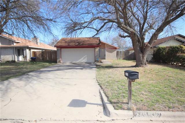 2203 Coach Dr, Killeen, TX 76543 (#2212489) :: Papasan Real Estate Team @ Keller Williams Realty