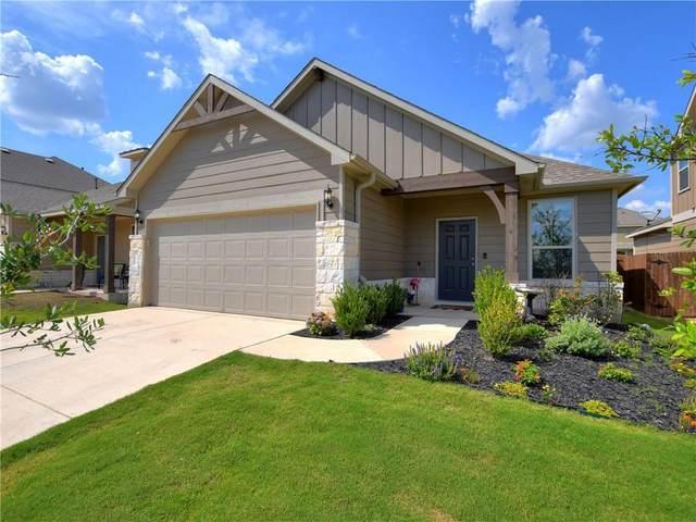 453 Perryville Loop, Liberty Hill, TX 78642 (MLS #2213680) :: Brautigan Realty
