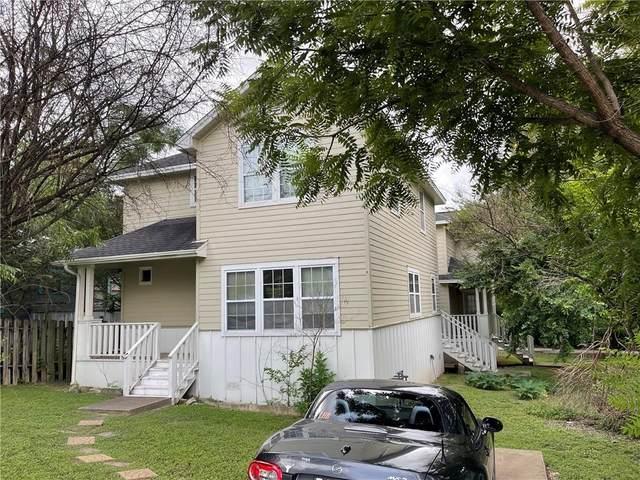 2201 E 18th St, Austin, TX 78702 (#2216434) :: Papasan Real Estate Team @ Keller Williams Realty