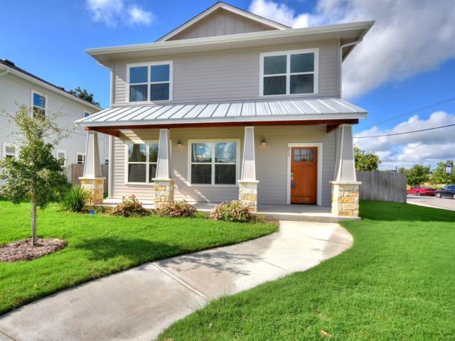 811 W Allen St, Kyle, TX 78640 (#2219411) :: Amanda Ponce Real Estate Team