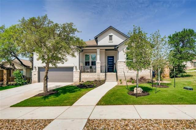 204 Panzano Dr, Georgetown, TX 78628 (#2220099) :: The Summers Group