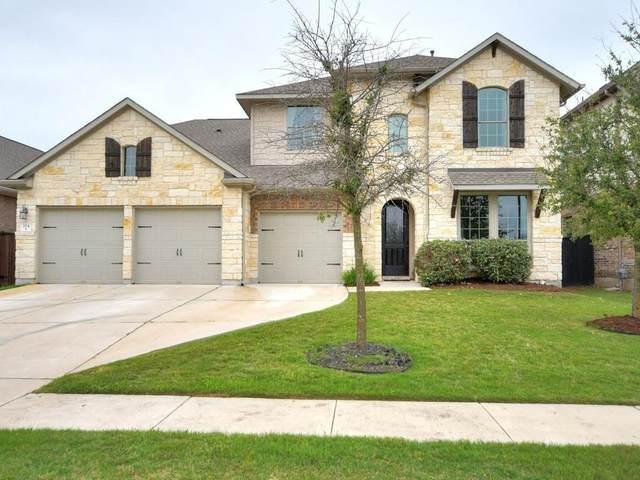 204 Orvieto Ln, Liberty Hill, TX 78642 (#2221822) :: Papasan Real Estate Team @ Keller Williams Realty