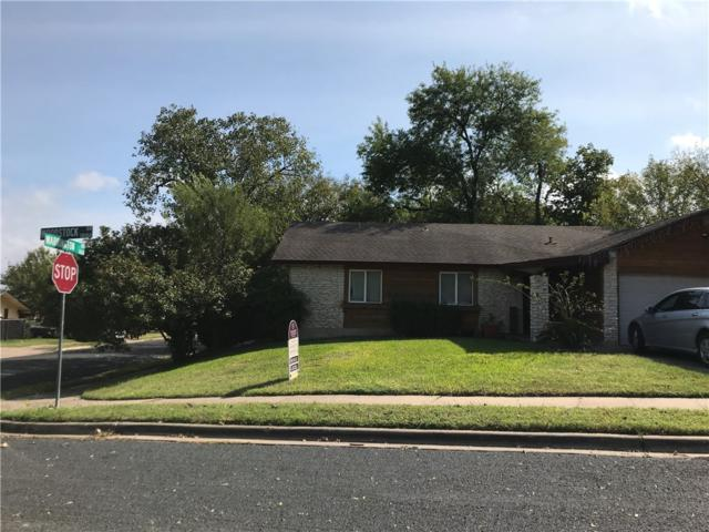 10109 Woodstock Dr, Austin, TX 78753 (#2223447) :: The Gregory Group
