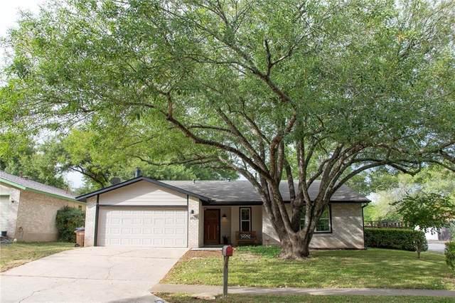 2819 Nordham Dr, Austin, TX 78745 (#2223778) :: Green City Realty