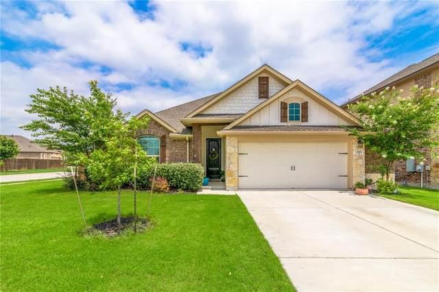 3015 Hidalgo Loop, Round Rock, TX 78665 (#2224760) :: Zina & Co. Real Estate