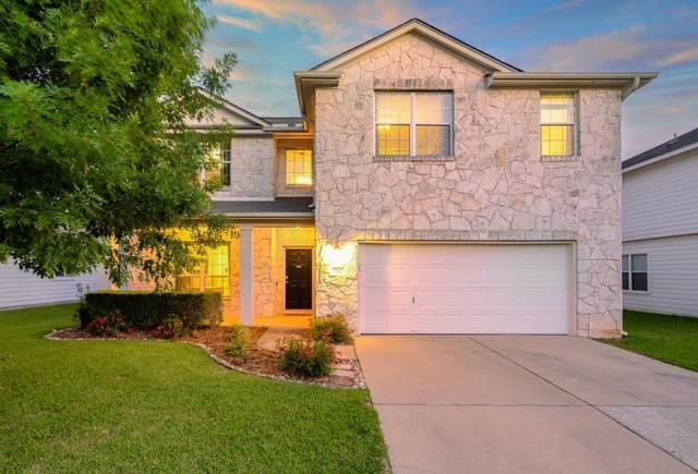 7742 Squirrel Hollow Dr, Georgetown, TX 78628 (#2225824) :: Papasan Real Estate Team @ Keller Williams Realty