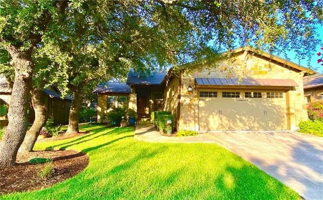 14501 Falcon Head Blvd #13, Bee Cave, TX 78738 (MLS #2226942) :: Brautigan Realty