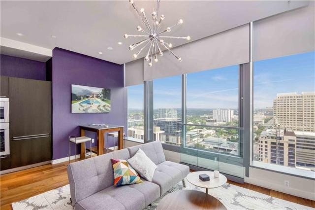 210 Lavaca St #2209, Austin, TX 78701 (#2228571) :: Ben Kinney Real Estate Team