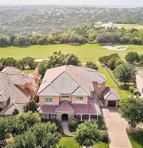 2032 University Club Dr, Austin, TX 78732 (#2228941) :: The Perry Henderson Group at Berkshire Hathaway Texas Realty
