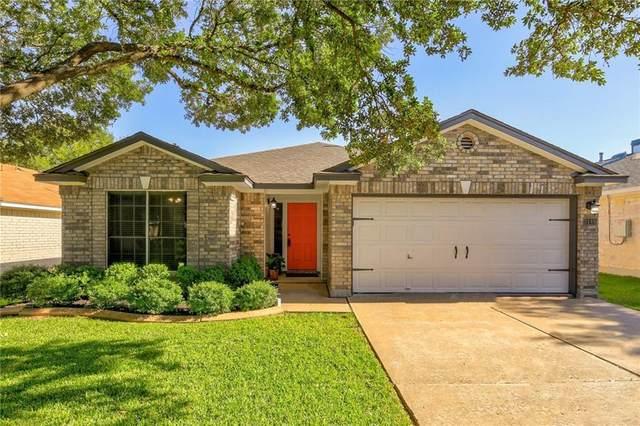 3149 Jazz St, Round Rock, TX 78664 (#2229497) :: Papasan Real Estate Team @ Keller Williams Realty