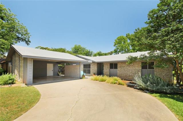 5607 Westminster Dr, Austin, TX 78723 (#2230354) :: The Gregory Group